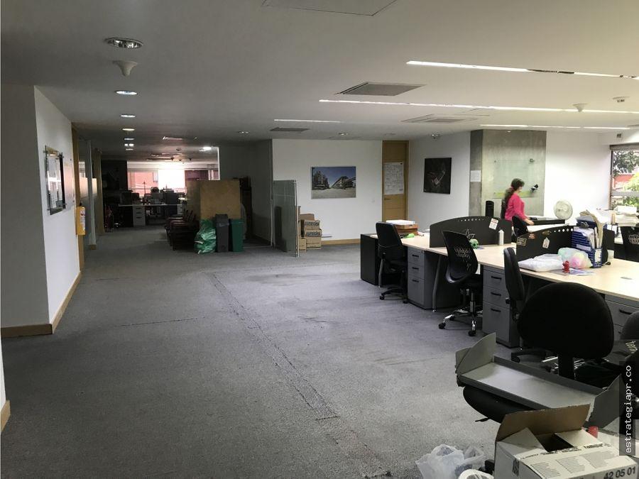 arriendo oficina las palmas medellin