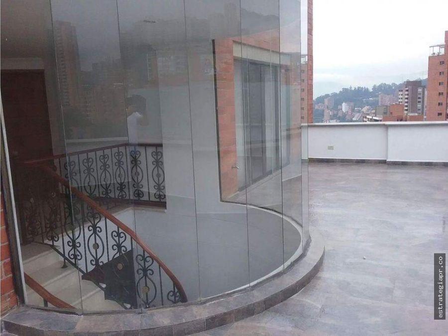 venta de apartamento duplex en el tesoro