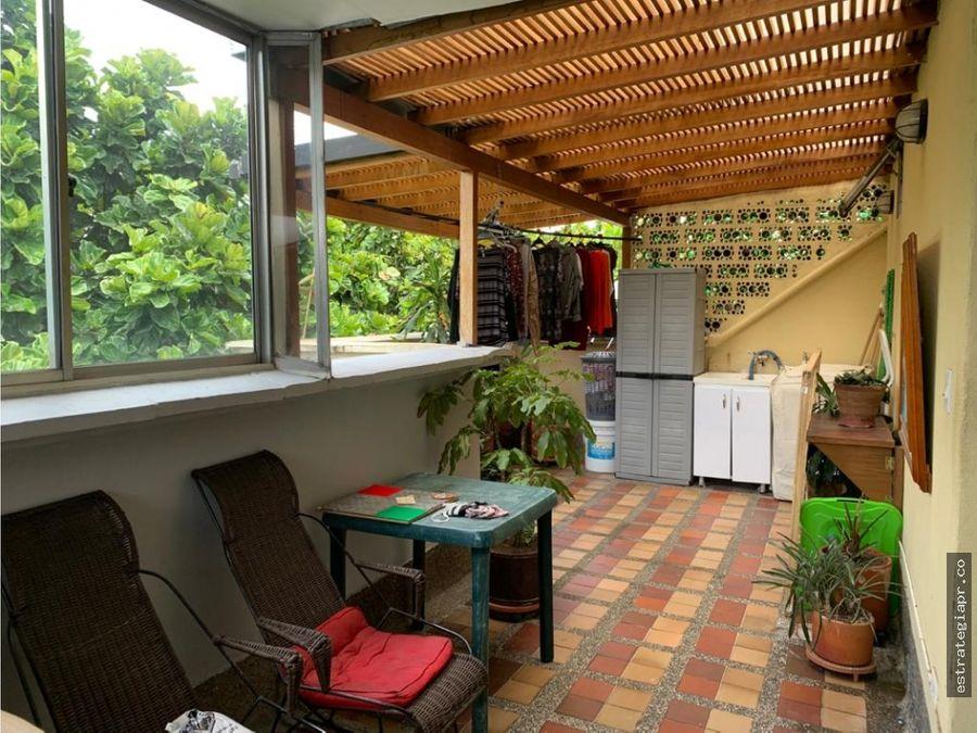 venta de apartamento patio bonito medellin