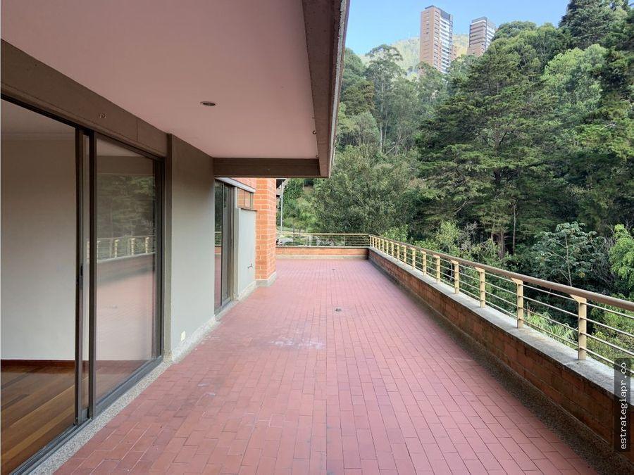 venta de apartamento en altos del poblado