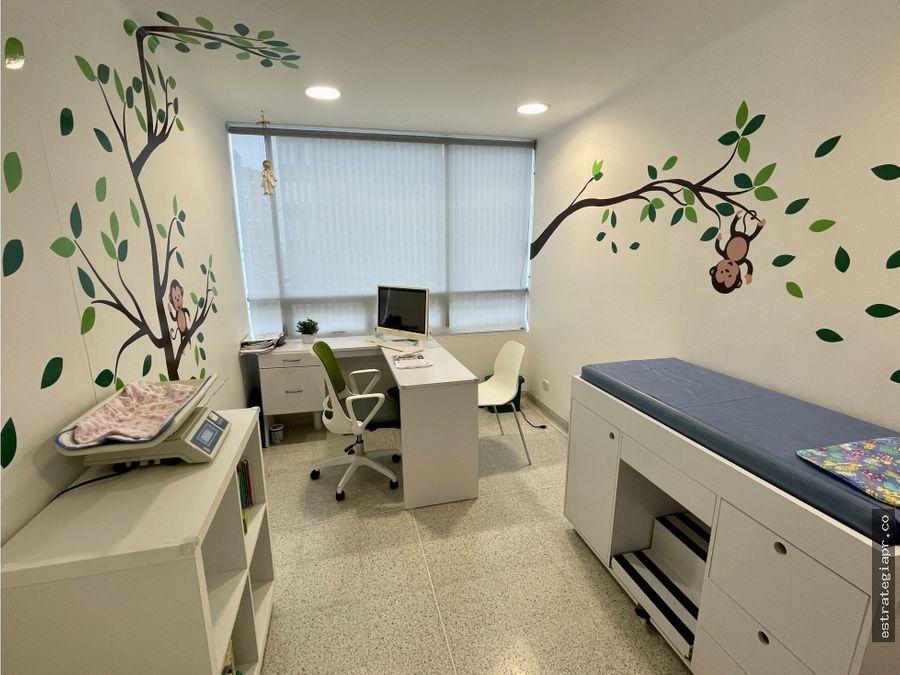 venta de consultorio medico ciudad del rio medellin