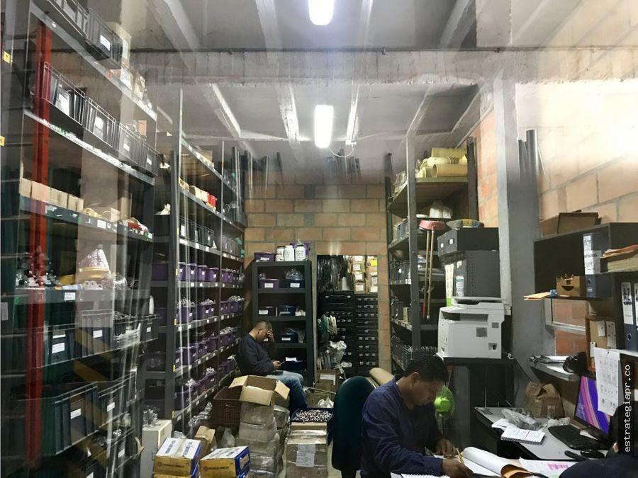 venta de bodega en itagui capricentro