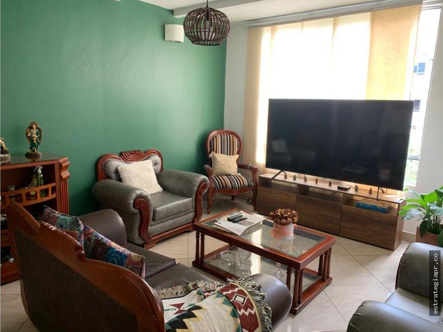 venta de apartamento duplex en el poblado