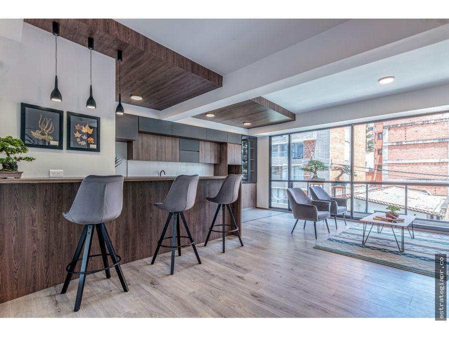 venta de moderno apartamento para estrenar en conquistadores