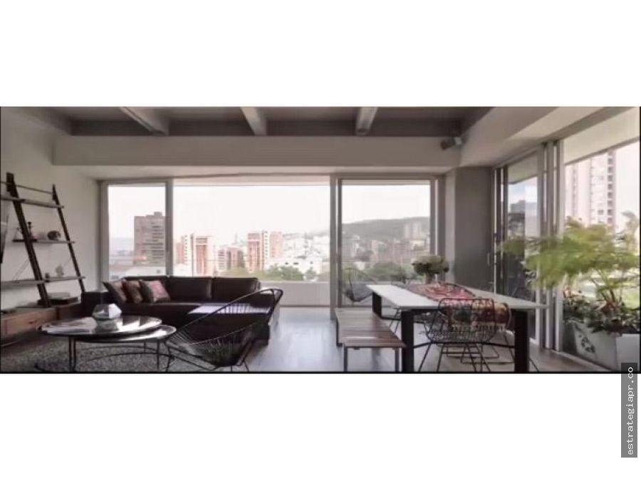 venta de apartamento en medellin los parra