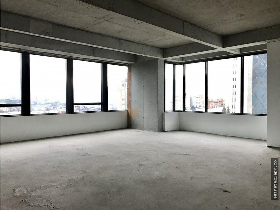 ventaarriendo de oficina piso completo en milla de oro