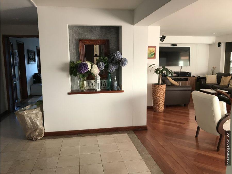 venta de apartamento en el tesoro medellin