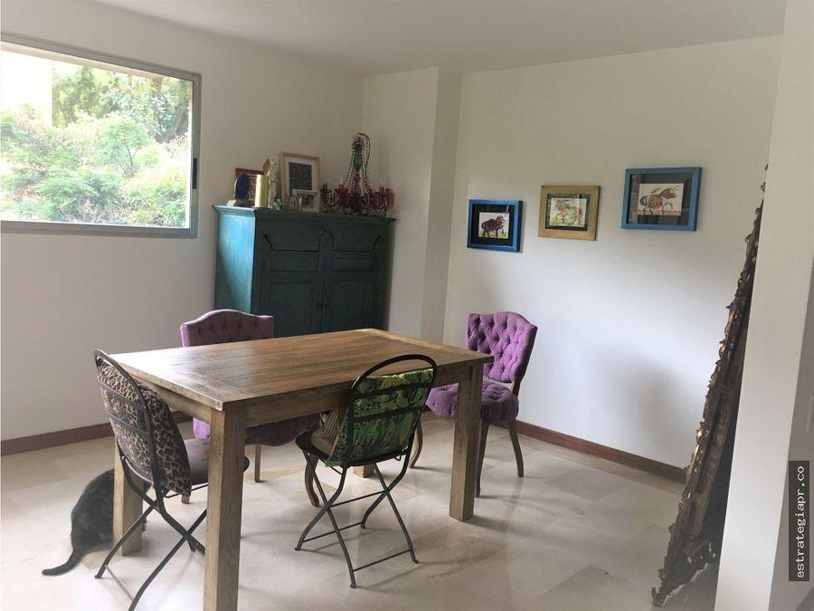 venta de apartamento en medellin san lucas