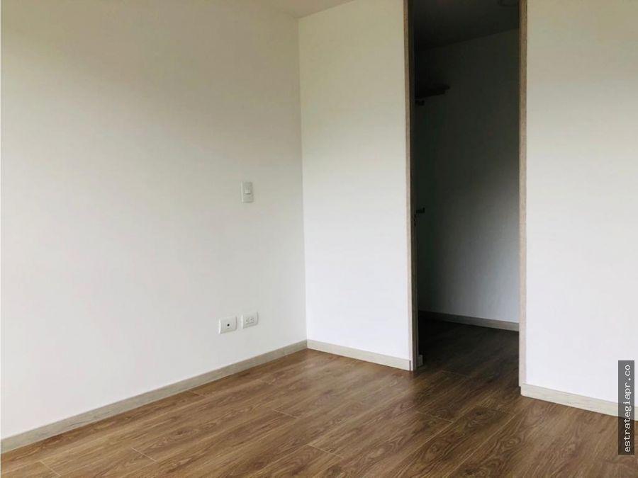 arriendo apartamento para estrenar sabaneta