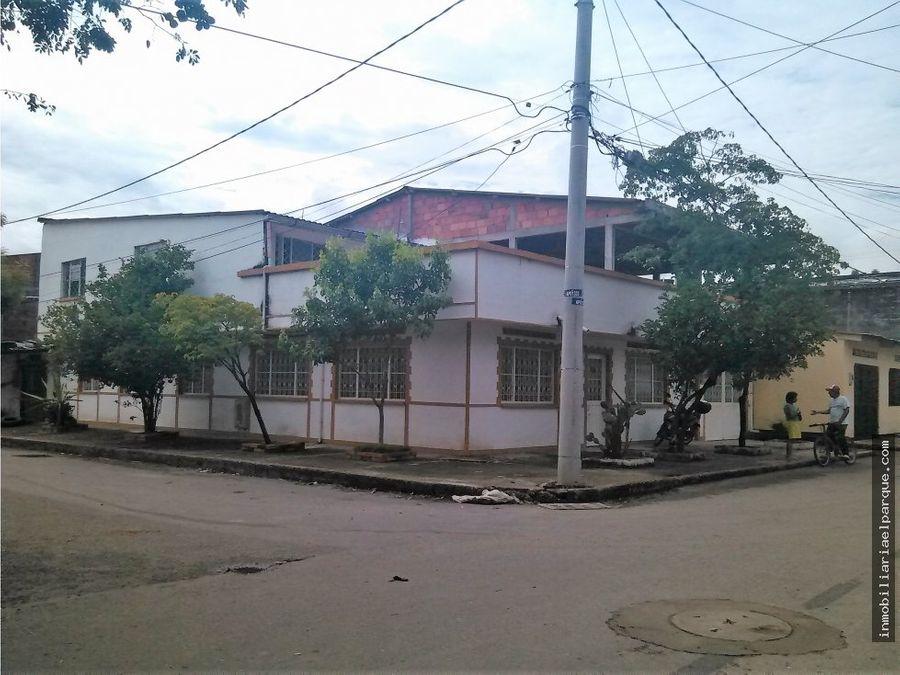 vendo casa en rosa blanca