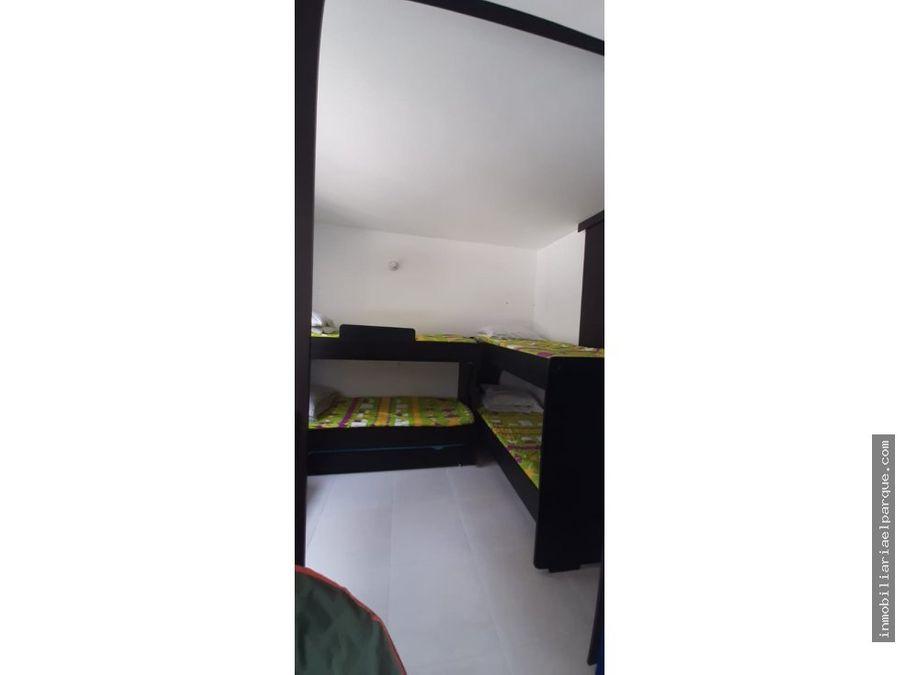se vende apartamento en condominio creta
