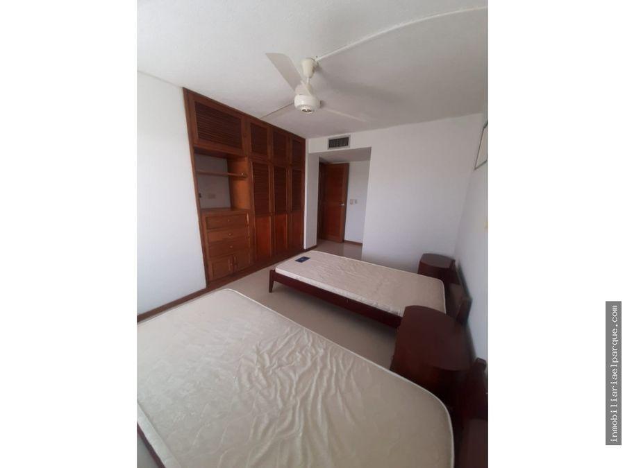se arrienda confortable apartamento en condominio torre blanca