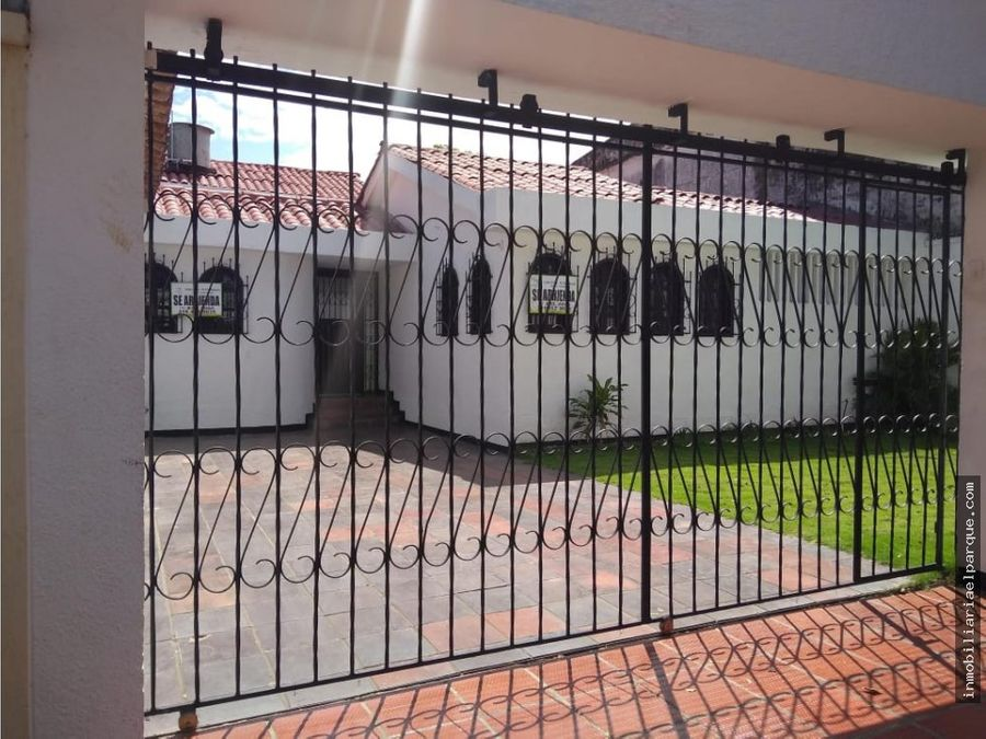 se vende confortable casa en la magdalena
