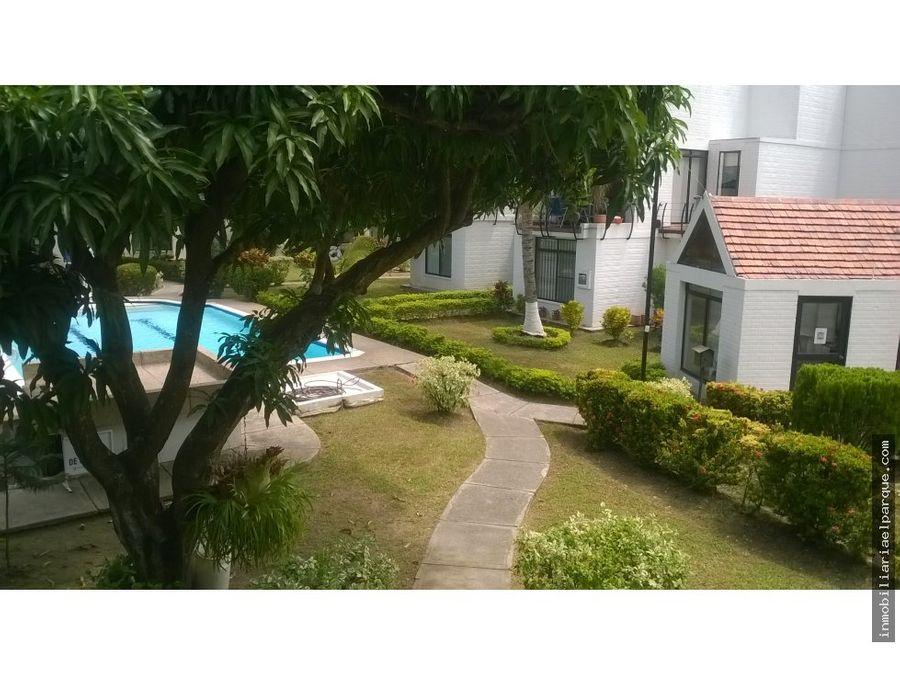 hermosa casa en el conjunto residencial los mangos