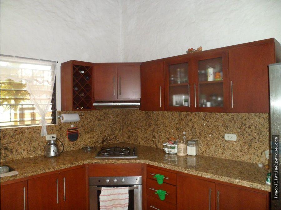 vendo linda casa en urbanizacion togorama