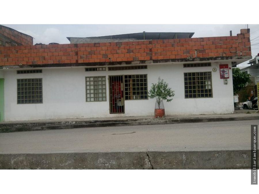 se vende casa en villa olarte