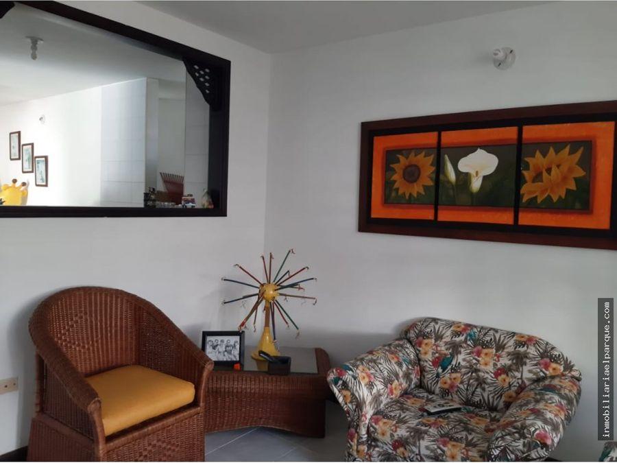 se vende hermosa casa conjunto montana