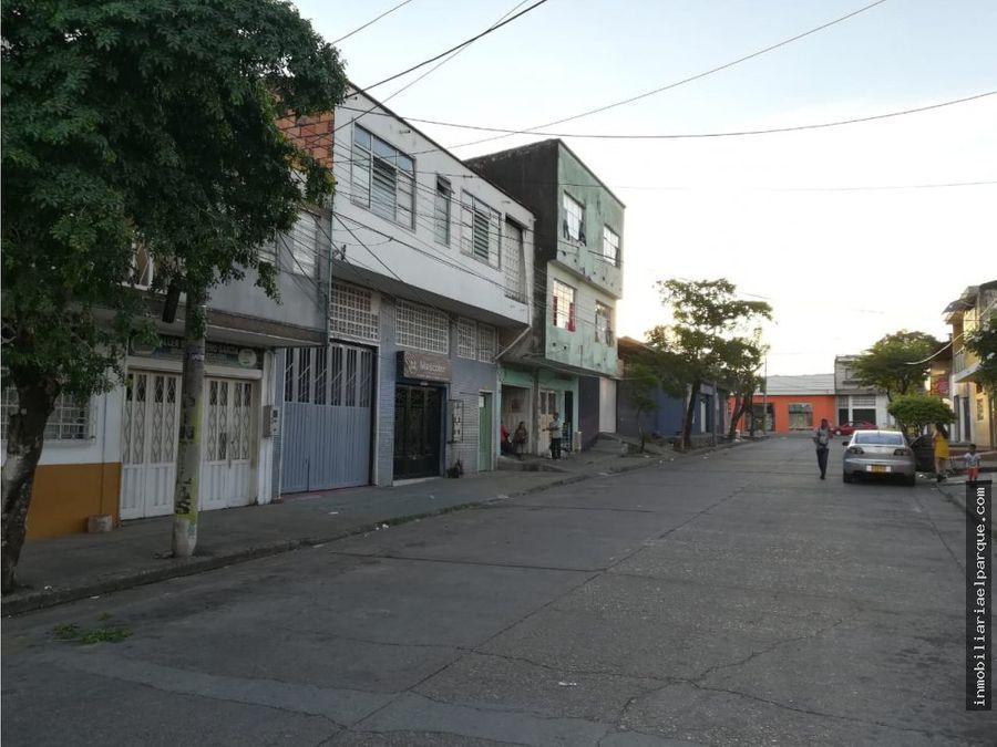 vendo rentable edificio en el barrio santander