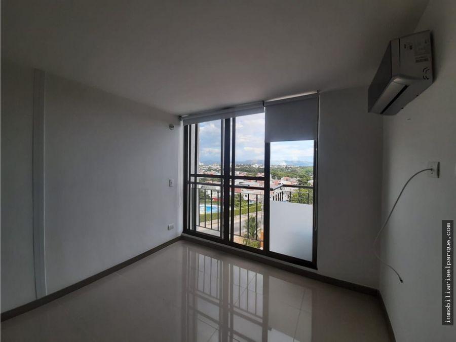 se arrienda apartamento en conjunto ventto