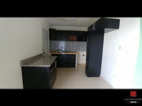 apartamento en residencial los hidalgos