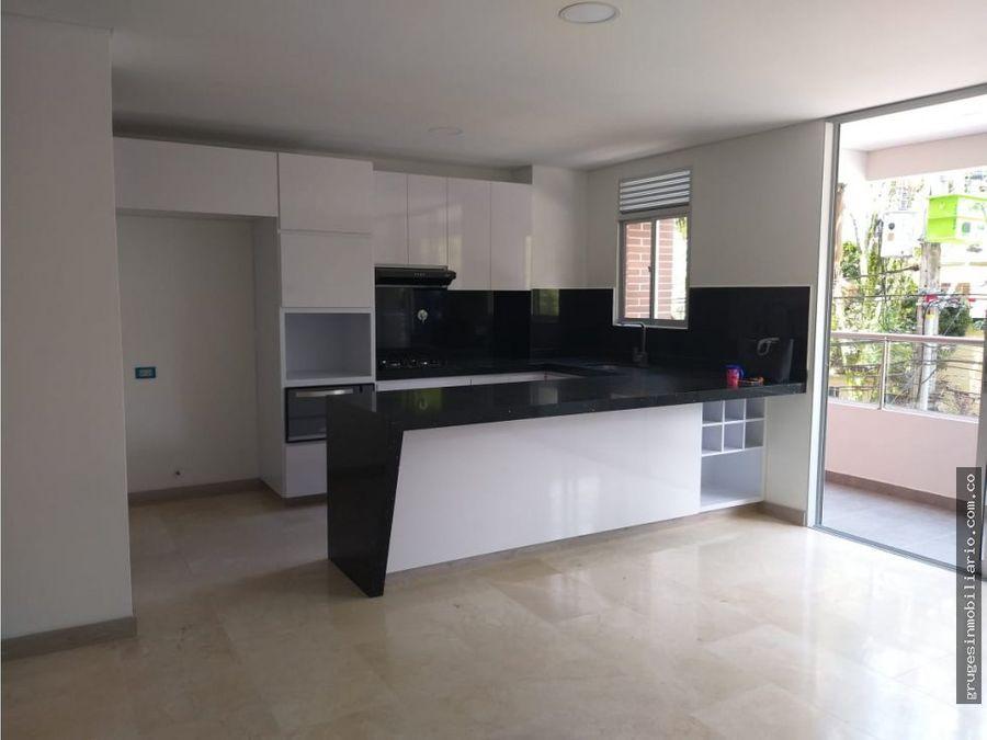 apartamento para arrendar en el sector de simon bolivar