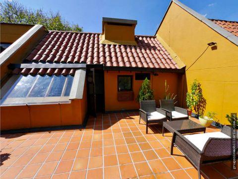 apartamento estilo tanghouse en venta sector la frontera envigado