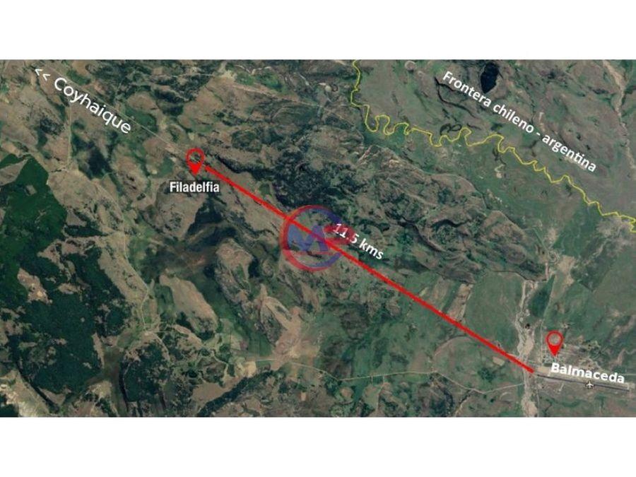 parcelacion filadelfia balmaceda coyhaique region de aysen