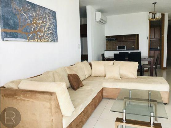 apartamento amoblado en el cangrejo kpa 010220