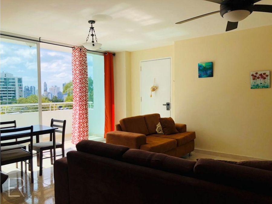 apartamento amoblado en ph elmare kpa 100120