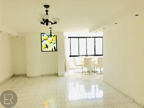 apartamento en venta en obarrio kpv221119
