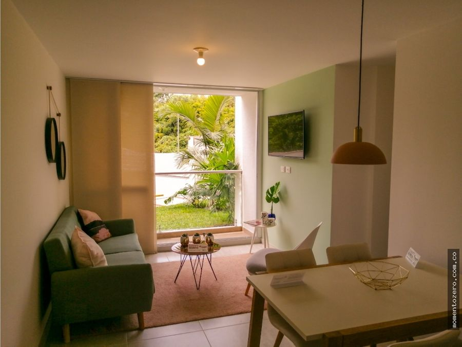 venta apartamentos de 2 habitaciones pereira maraya