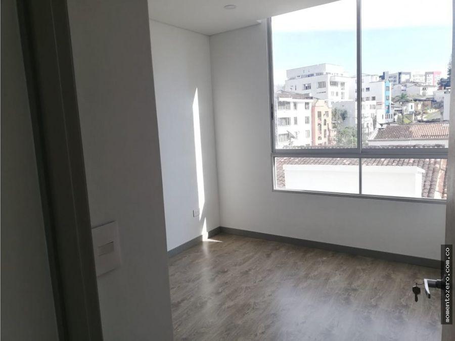 venta de apartamento 2 habitaciones alamos pereira