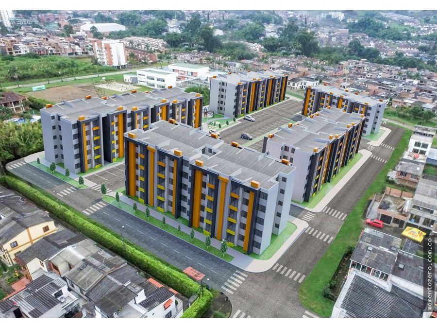 venta ultimos apartamentos sector villa roble dosquebradas