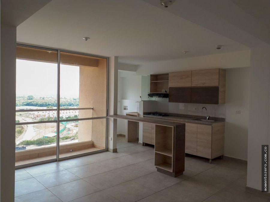 apartamento en venta cerritos reservado pereira piso 8 hermosa vista