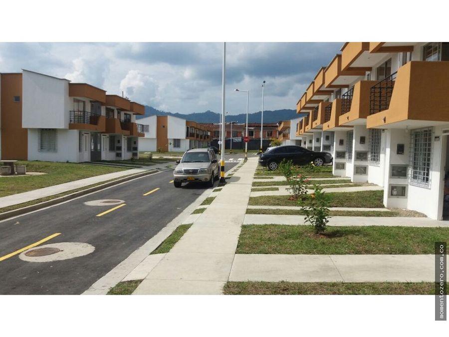 venta de casa con contrato de renta dosquebradas