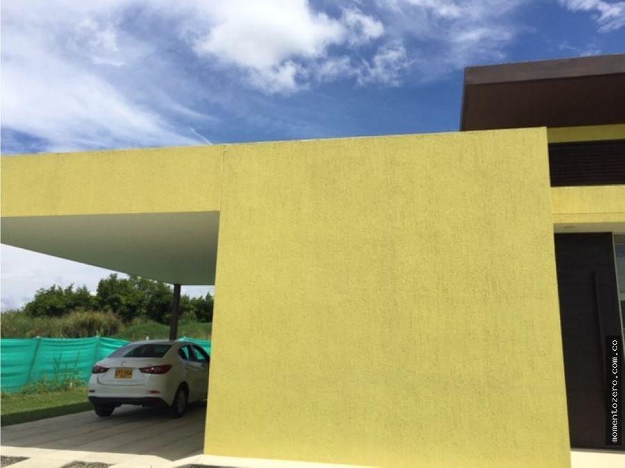 venta espectacular casa campestre via cerritos
