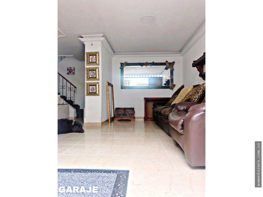 venta casa duplex en sector belmonte pereira