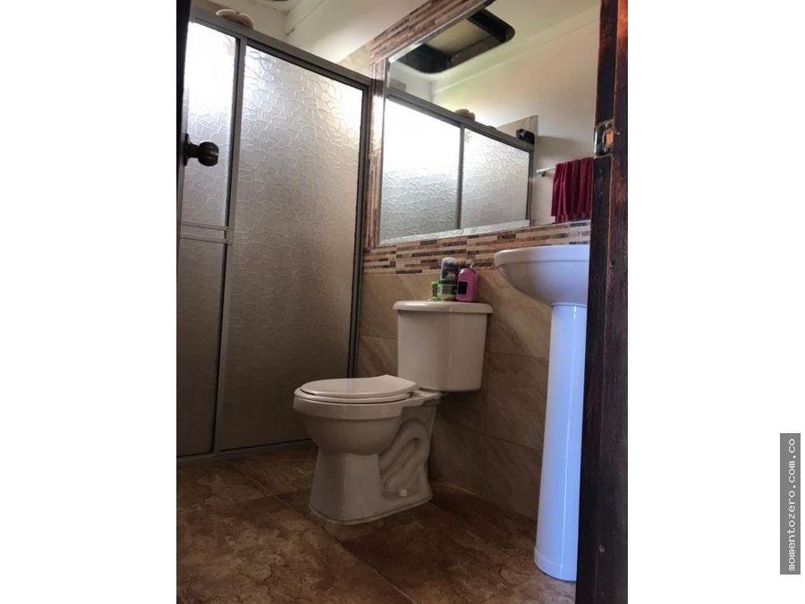 venta confortable casa campestre en combia