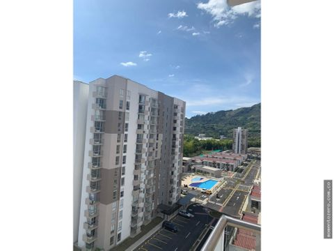 apartamento con hermosa vista
