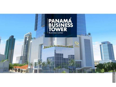 espectaculares oficinas en panama business tower