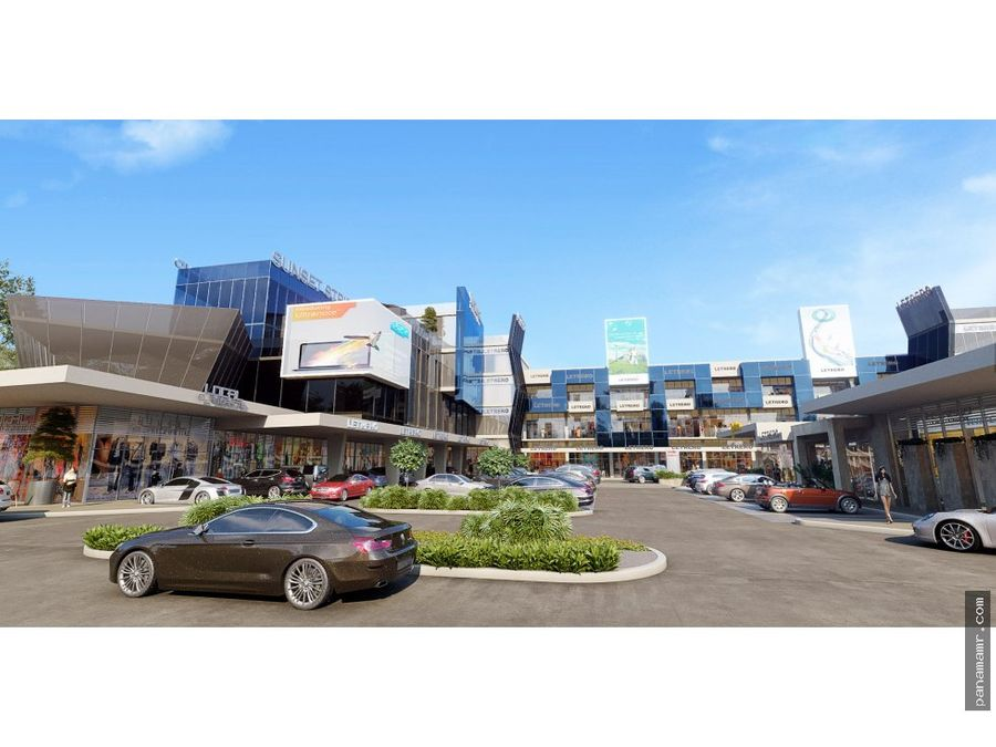 locales en alquiler en nueva plaza comercial
