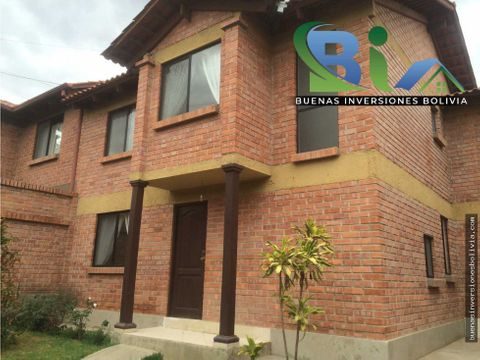 us 450 bonita casa en urbanizacion