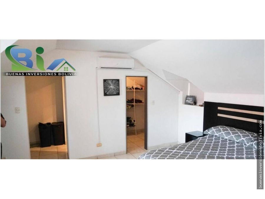 us119000 penthouse 2 garajes prox av pirai y 4to anillo