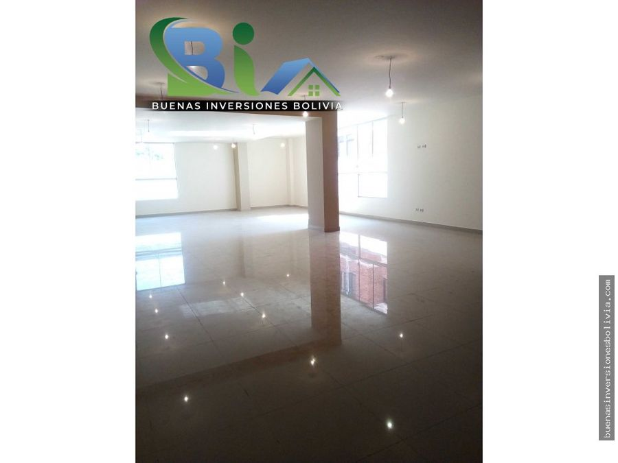 local comercial 500m2 mezzanine prox ayacucho