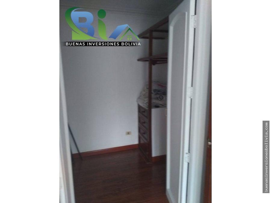 bs 3500 departamento 3dor garaje prox america