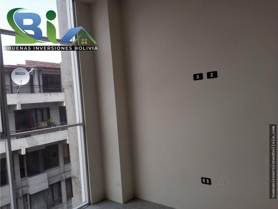 us35000 anticretico departamento nuevo 3dorm proxav ayacucho