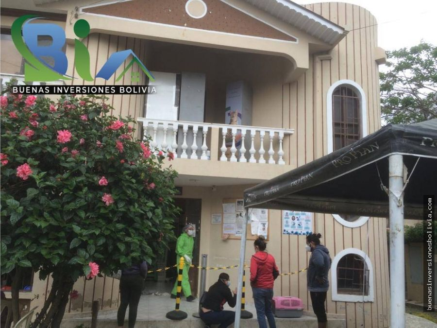 us1280 casa para oficinas yo vivienda prox av juan de la rosa