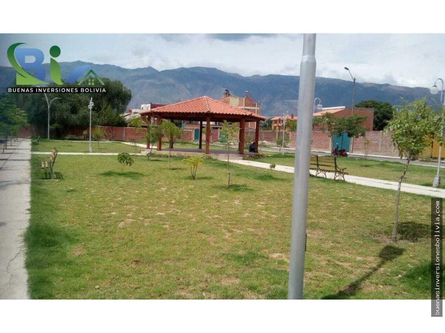 145000 ocasion casa esquina frente parque sarco
