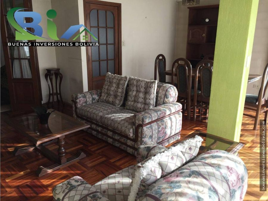 bs 2700 departamento amoblado 3dorm prox plaza colon