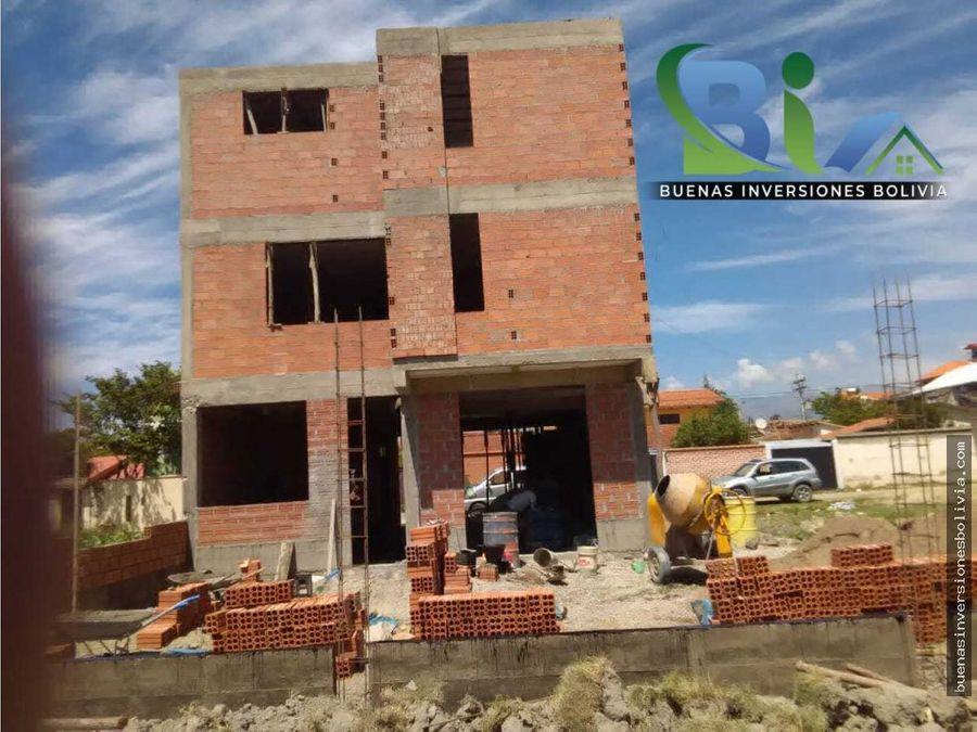 us 147000 casa nueva prox estadium colcapirhua